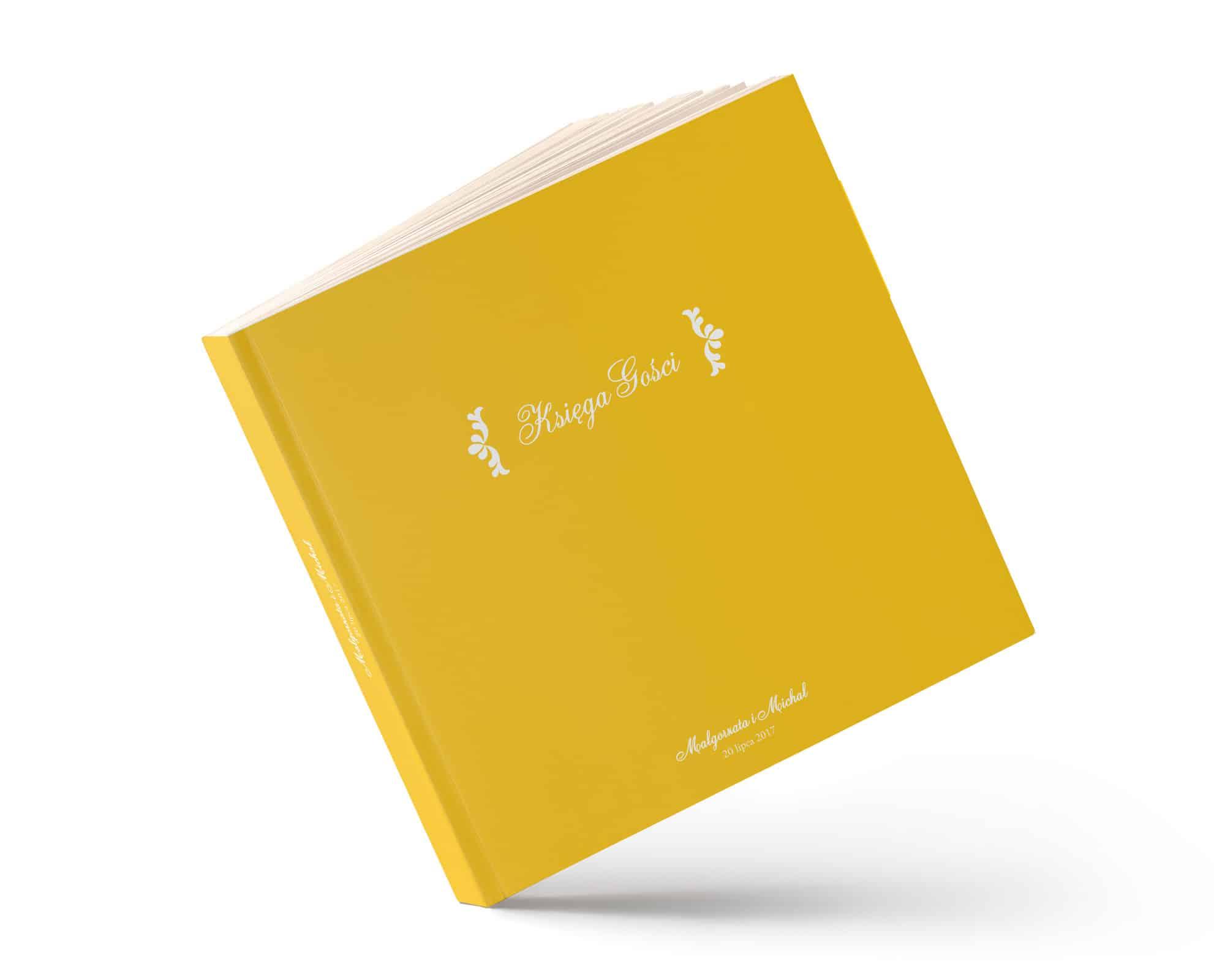 Żółta księga gości Fiona