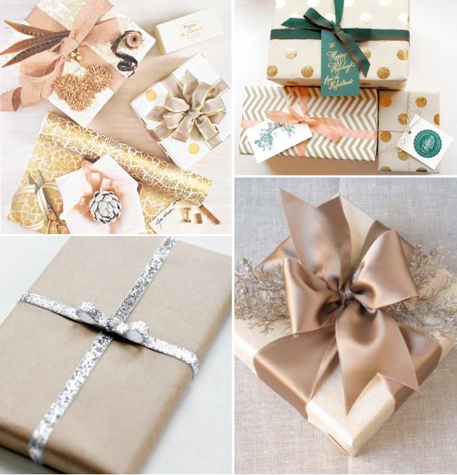 Kreatywny i pomysłowy sposób pakowania prezentów