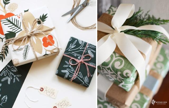 Dobry pomysł na pakowanie prezentów