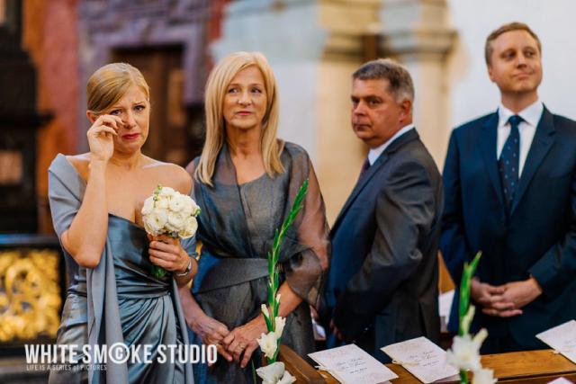 Rodzice w kościele, śpiewniki weselne