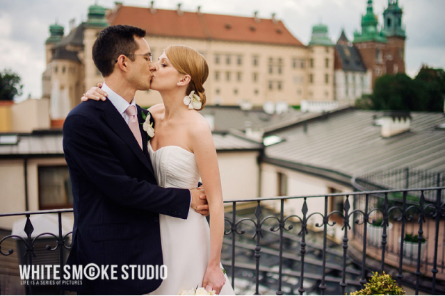 Stylizacja ślubna, prawdziwy ślub