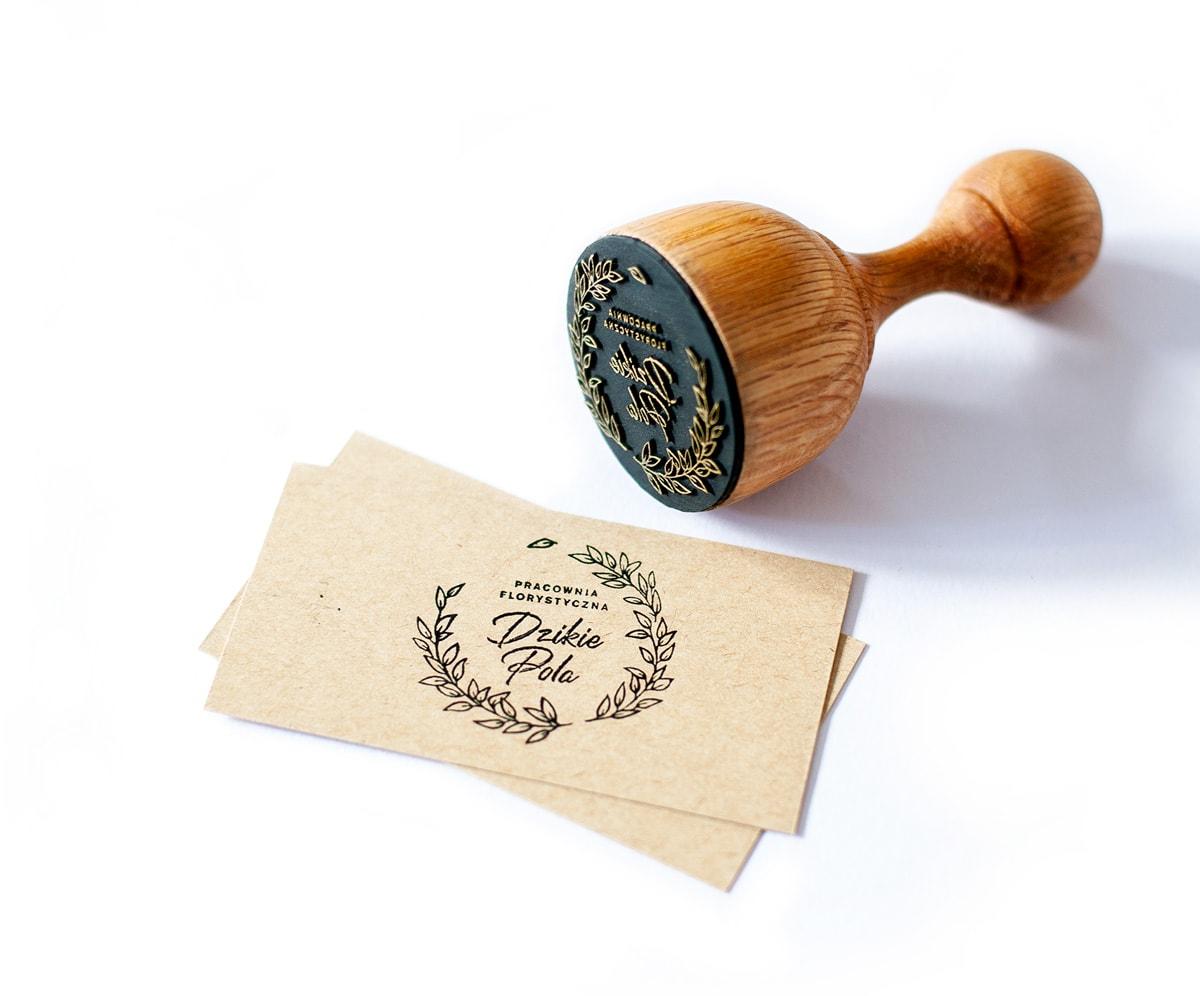 Drewniane stemple
