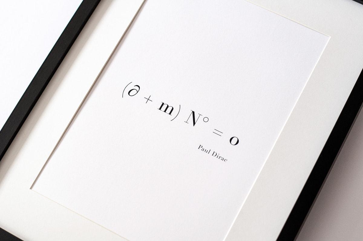 Najpiękniejsze równanie w fizyce, Paul Dirac