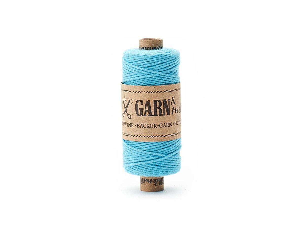 bawełniany sznurek turkusowy